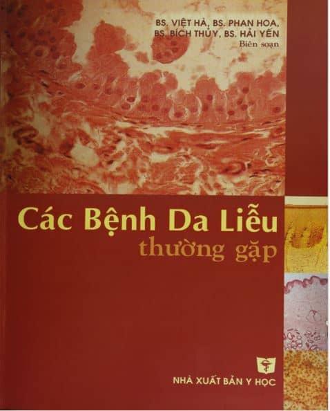 cac benh da lieu thuong gap