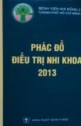 phac do nhi 2013