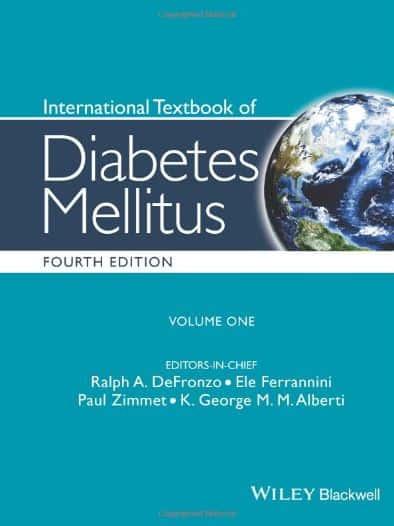 International Textbook of Diabetes Mellitus 4e, 2-Volume Set