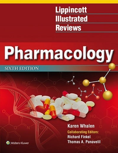 Lippincott-Illustrated-Reviews-Pharmacology-6th-edition-pdf