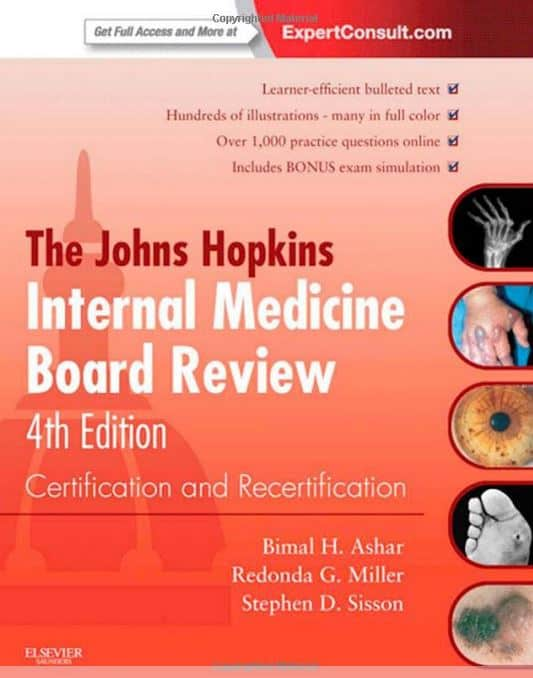 The Johns Hopkins Internal Medicine Board Review, 4th Edition