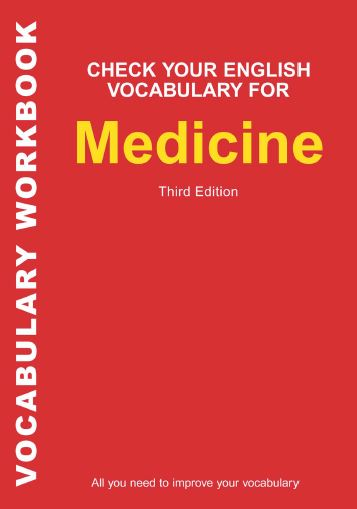 Check Your English Vocabulary for Medicine 3rd