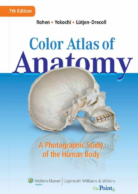 Color Atlas of Anatomy A Photographic Study of the Human Body 7e