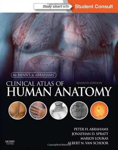 McMinn and Abrahams' Clinical Atlas of Human Anatomy 7e