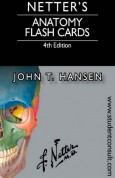 Netter's Anatomy Flash Cards 4th edition