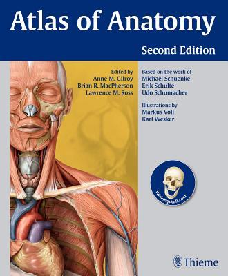 atlas of anatomy 2nd edition