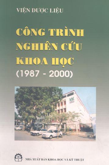 nghien cuu cong trinh khoa hoc vien duoc lieu