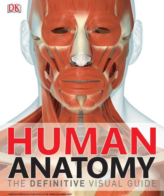 Human Anatomy The Definitive Visual Guide