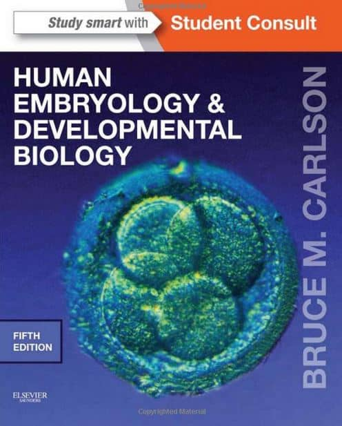 Human Embryology and Developmental Biology 5e