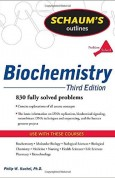 Schaum's Outline of Biochemistry 3e