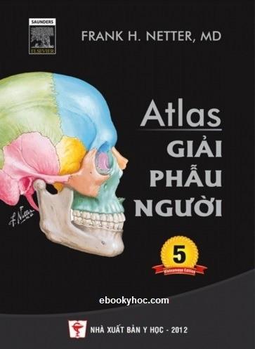 atlas netter 2012