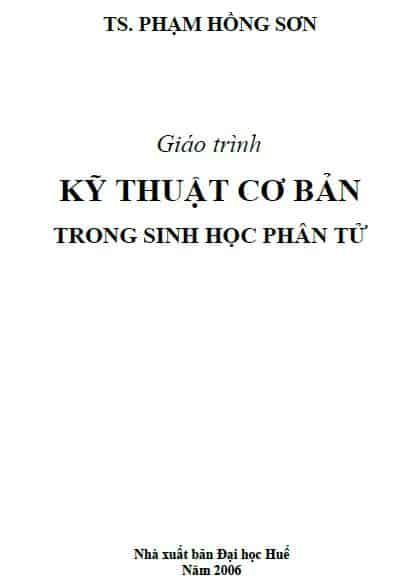 giao trinh ky thuat co ban trong shpt