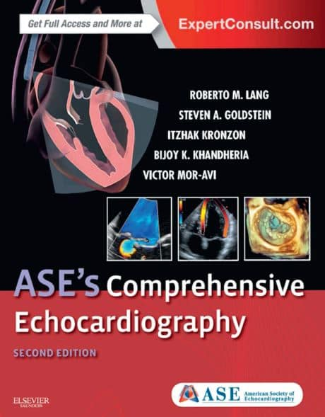 ASE's Comprehensive Echocardiography, 2e
