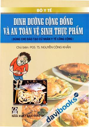 dinh duong cong dong