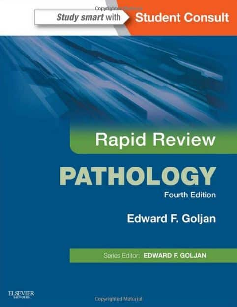 Rapid Review Pathology, 4th edition