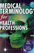 Medical Terminology for Health Professions 7e