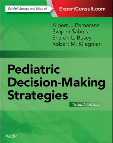 Pediatric Decision-Making Strategies 2nd Edition