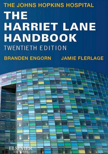 The Harriet Lane Handbook Mobile Medicine Series, 20e