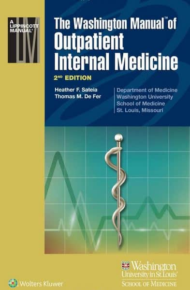 The Washington Manual of Outpatient Internal Medicine 2e
