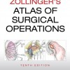 Zollinger's Atlas of Surgical Operations, 10e