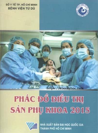 phac do dieu tri san phu khoa bv tu du 2015