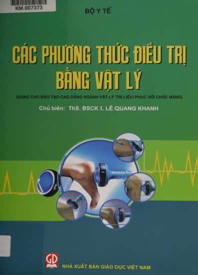 cac phuong thuc dieu tri bang vat ly