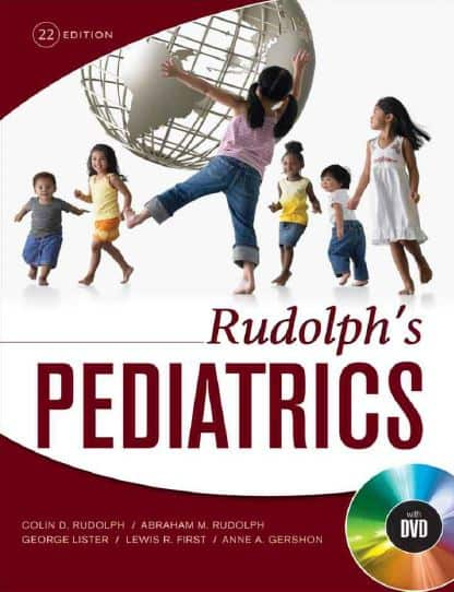 Rudolph's Pediatrics, 22nd Edition