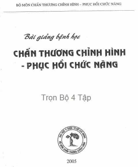 bai giang chan thuong chinh hinh dh y duoc
