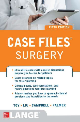Case Files Surgery, 5th Edition