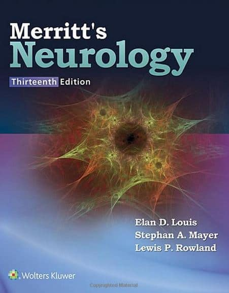 Merritt's Neurology, 13th Edition