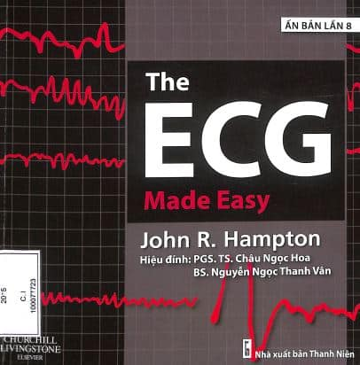 The ECG Made Easy 8e Tieng Viet