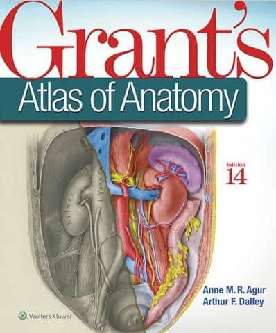 Grant's Atlas of Anatomy, 14th Edition