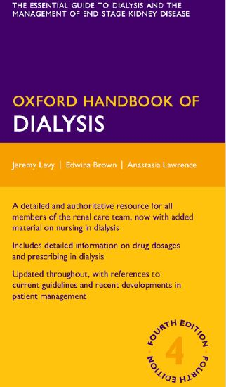Oxford Handbook of Dialysis 4e