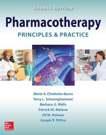 Pharmacotherapy Principles and Practice 4e