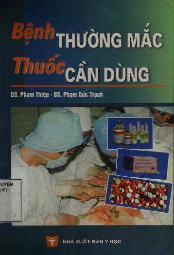 benh thuong mac thuoc can dung