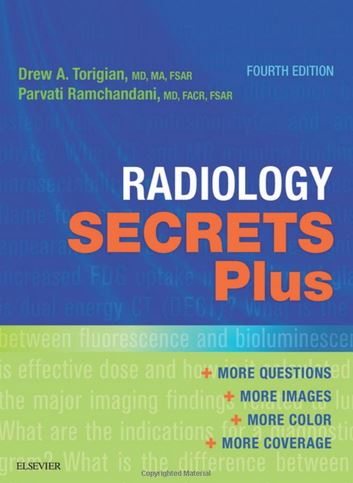 Radiology Secrets Plus, 4th Edition
