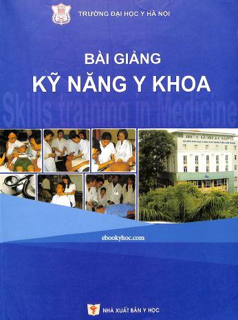 bai giang ky nang y khoa - dh y ha noi