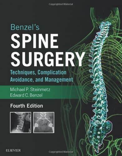 Benzel's Spine Surgery, 2-Volume Set, 4th Edition