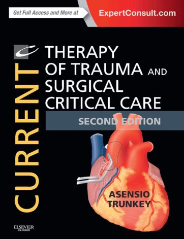 Current Therapy of Trauma and Surgical Critical Care 2e