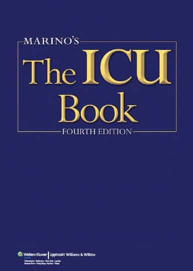 Marino's The ICU Book, 4th Edition