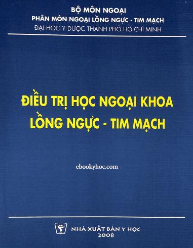 dieu tri hoc ngoai long nguc tim mach dhyd tphcm
