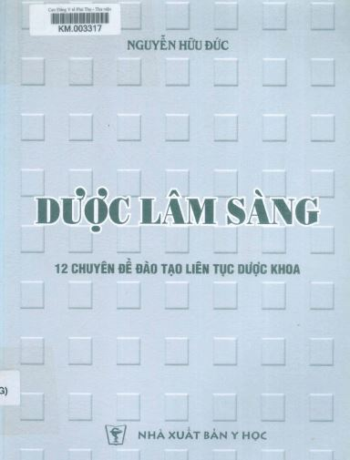 duoc lam sang 12 chuyen de dao tao lien tuc