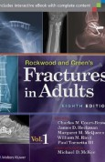 Rockwood and Green's Fractures in Adults, 8th Edition