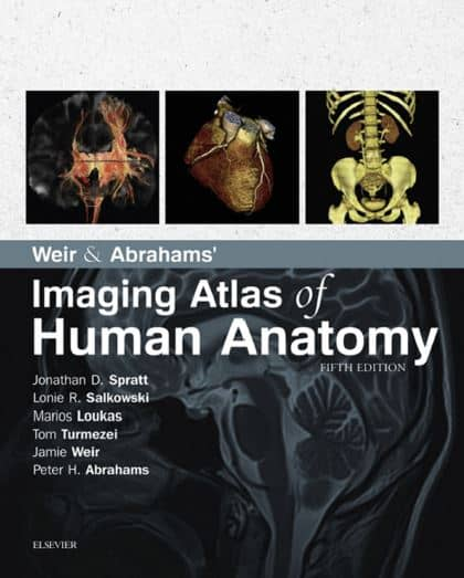 Weir & Abrahams' Imaging Atlas of Human Anatomy 5e