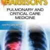 Harrison's Pulmonary and Critical Care Medicine 3e