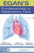 Egan's Fundamentals of Respiratory Care 11e