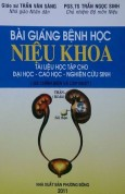bai giang benh hoc nieu khoa dhyd tphcm