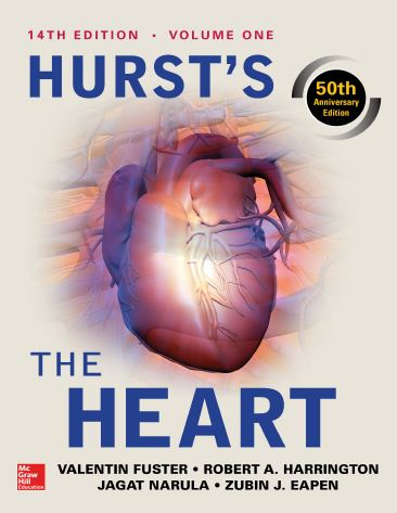 Hurst's the Heart, 14th Edition