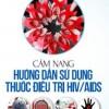 cam nang huong dan su dung thuoc dieu tri HIV