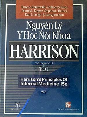 nguyen ly noi khoa Harrison tap 1